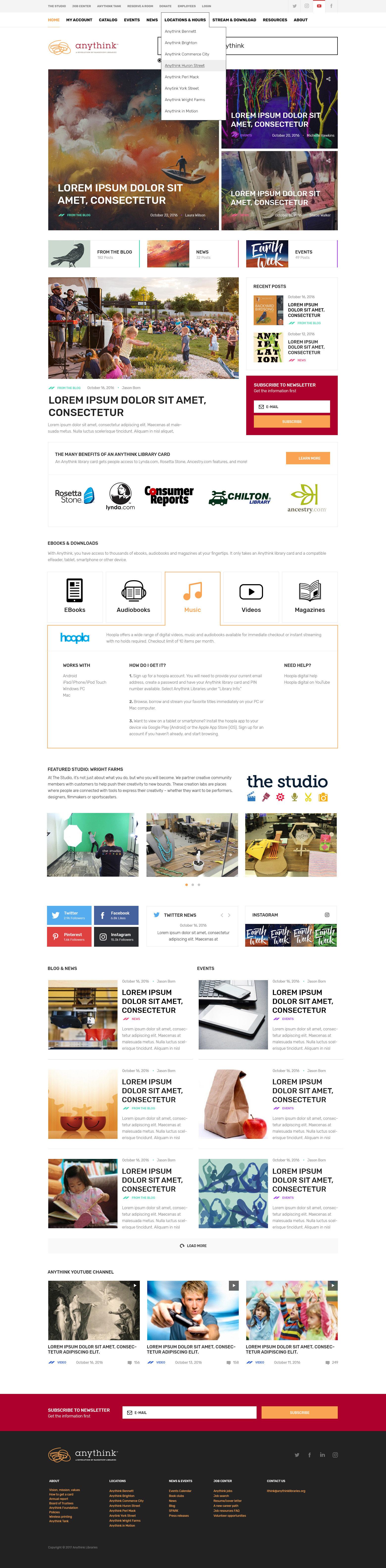 Website Design and Development, Denver