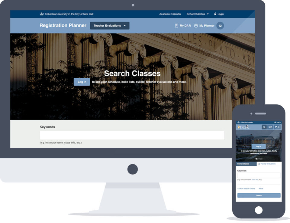 AngularJS and Drupal used to build Columbia University's Registration Portal