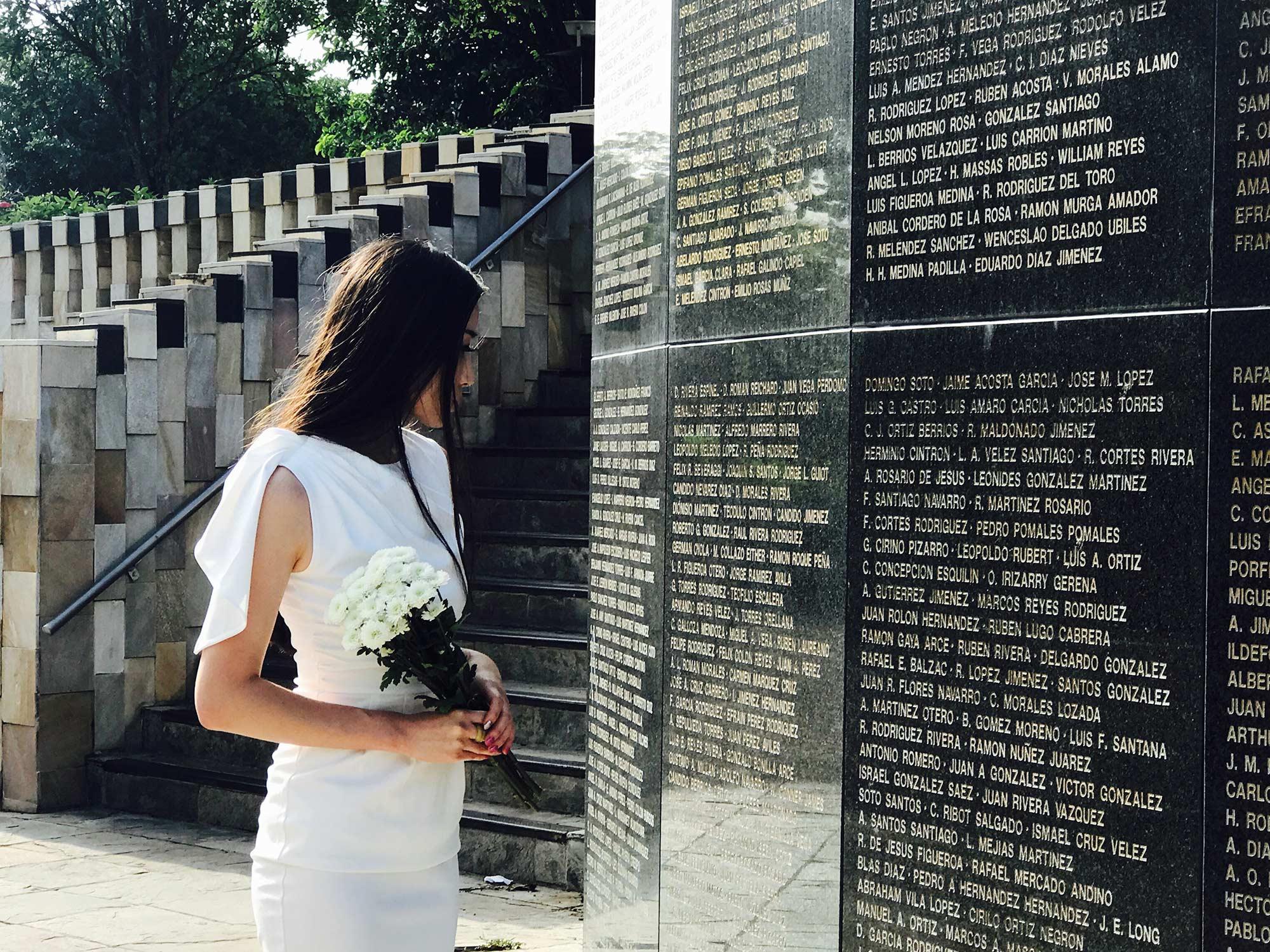 Hannah Kim, Korean War Memorials