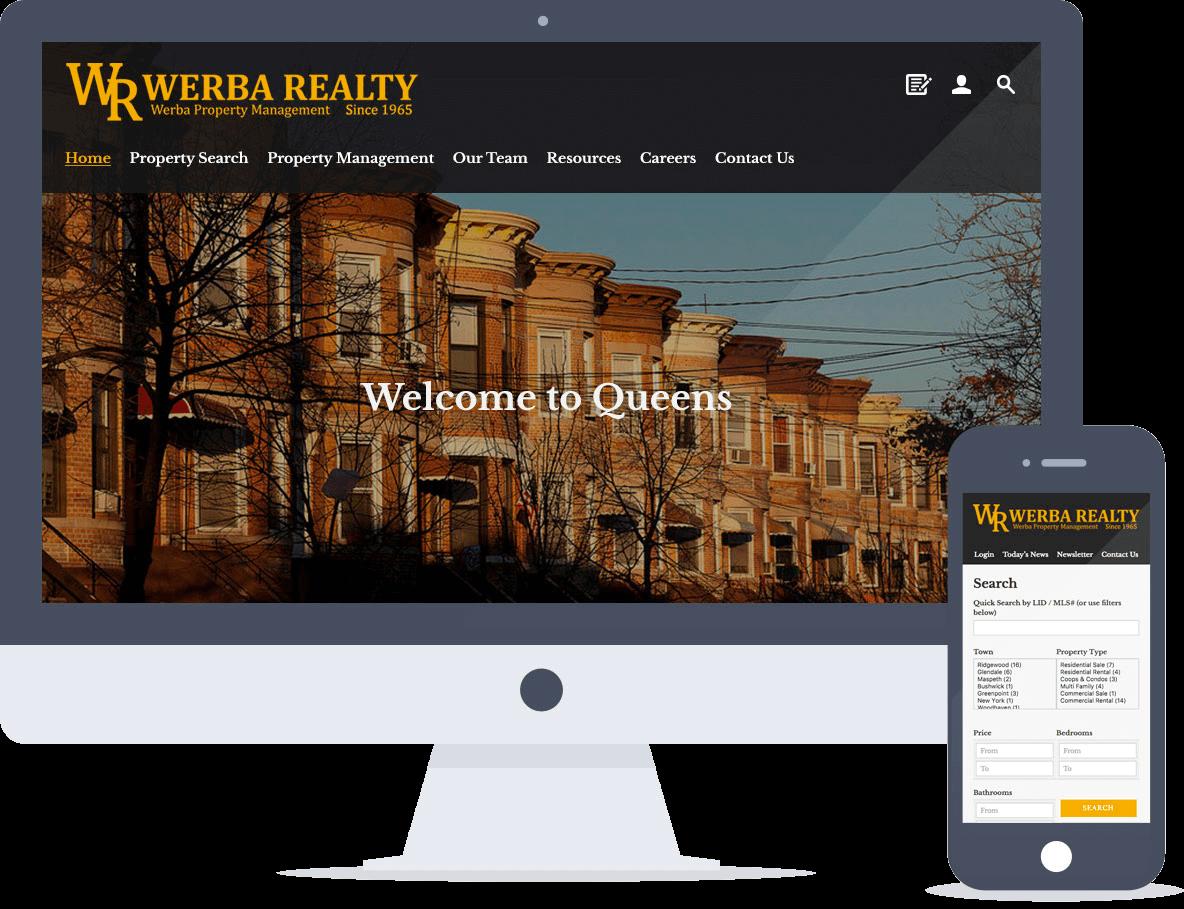 Drupal Website For NYC-based Real Estate Company