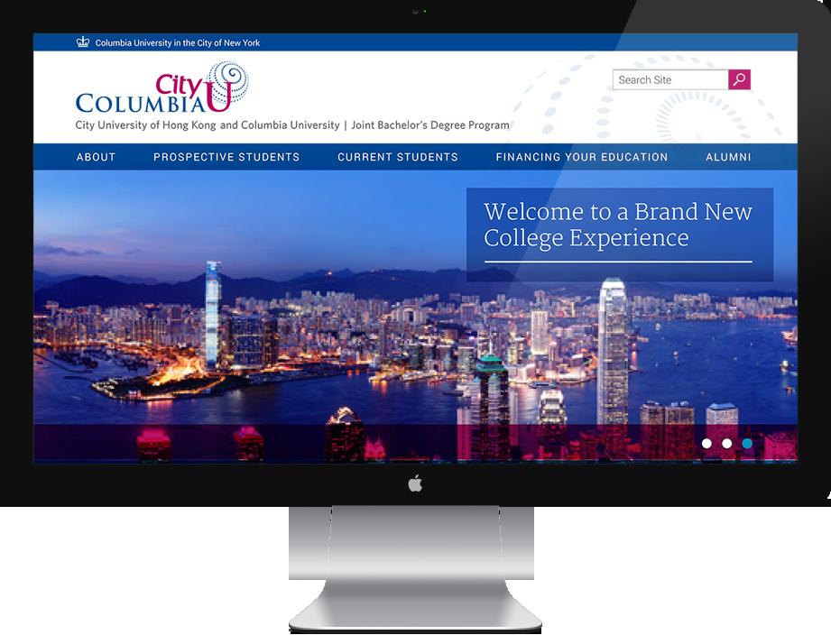 Drupal Development for City University of Hong Kong and Columbia University